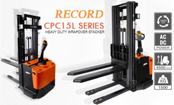 Record CPC15L Series