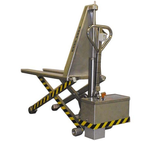 Record TPEX 100% Stainless Electric High Lifter