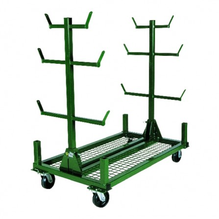 Record WLSMC-8 Rack Trolly